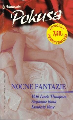 Okładka książki Nocne fantazje