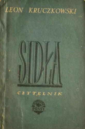 Okładka książki Sidła