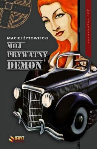 Okładka książki Mój prywatny demon