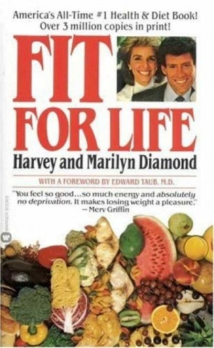 Okładka książki Fit for life