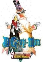 D.Gray-man Volume 1
