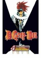 D.Gray-man Volume 04