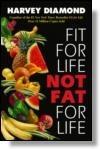 Okładka książki Fit for life not fat for life