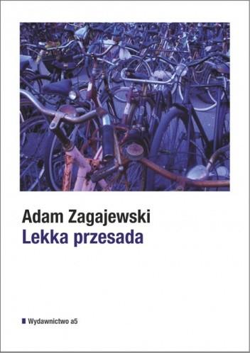 Okładka książki Lekka przesada