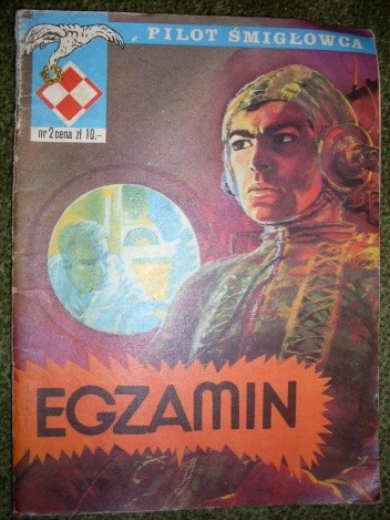 Okładka książki Egzamin