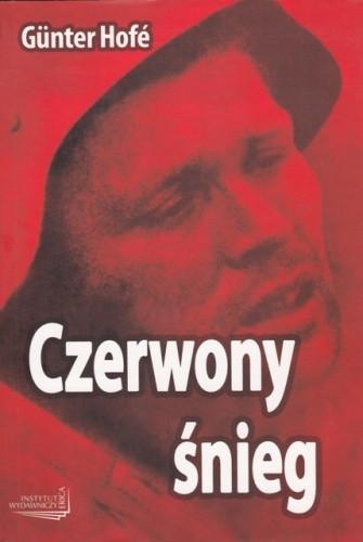 Okładka książki Czerwony śnieg