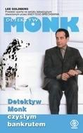 Okładka książki Detektyw Monk czystym bankrutem