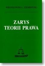 Okładka książki Zarys teorii prawa