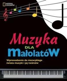 Okładka książki Muzyka dla małolatów