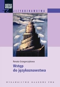 Okładka książki Wstęp do językoznawstwa