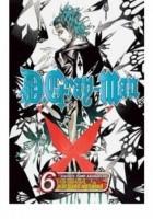 D.Gray-man Volume 06
