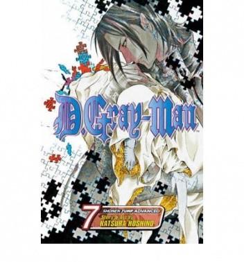 Okładka książki D.Gray-man Volume 07