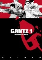 Gantz Volume 01