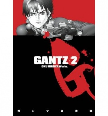 Okładka książki Gantz Volume 02