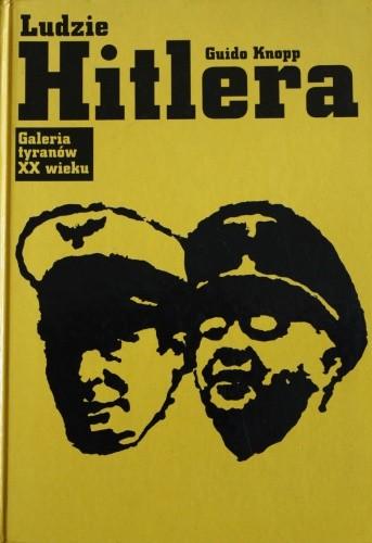 Okładka książki Ludzie Hitlera