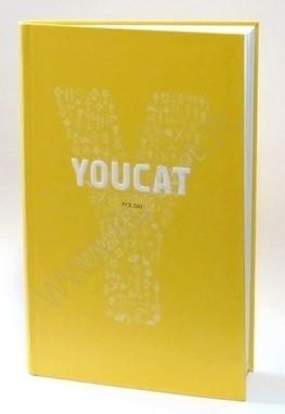 Okładka książki YOUCAT. Katechizm Kościoła Katolickiego dla młodych