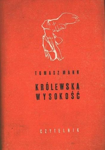 Okładka książki Królewska wysokość