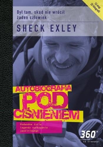 Okładka książki Autobiografia pod ciśnieniem