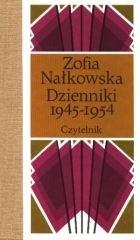 Okładka książki Dzienniki 1945-1954
