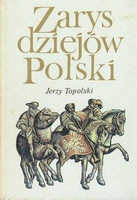 Okładka książki Zarys Dziejów Polski