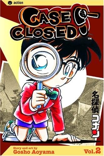 Okładka książki Case Closed tom 2
