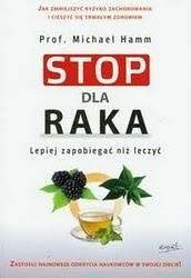 Okładka książki Stop dla raka