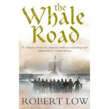 Okładka książki The whale road