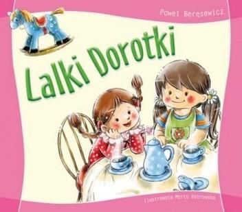 Okładka książki Lalki Dorotki
