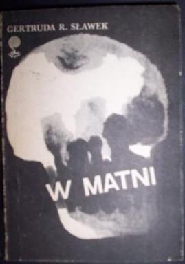 Okładka książki W matni