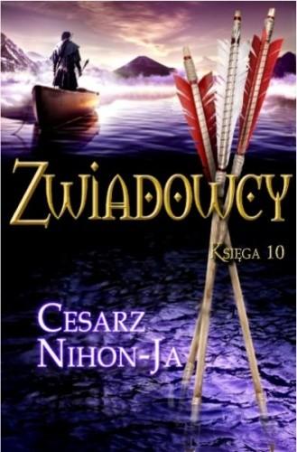 Okładka książki Zwiadowcy. Cesarz Nihon-Ja