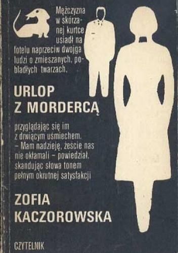 Okładka książki Urlop z mordercą