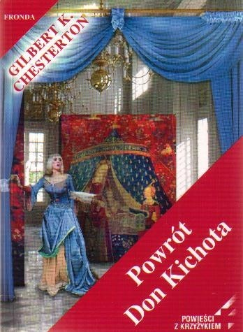 Okładka książki Powrót Don Kichota