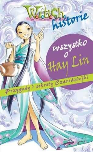 Okładka książki Wszystko o Hay Lin