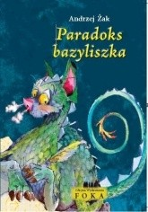 Okładka książki Paradoks bazyliszka