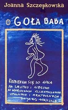 Okładka książki Goła baba