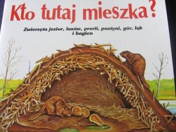 Okładka książki Kto tutaj mieszka?
