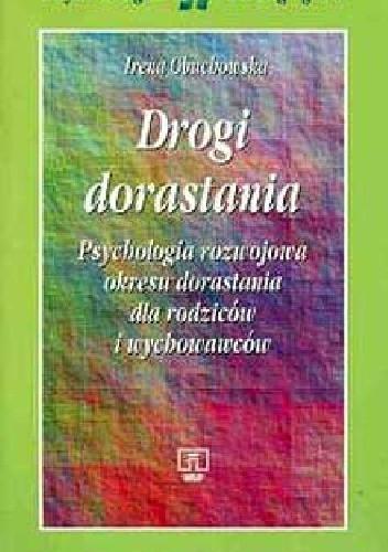 Okładka książki Drogi dorastania