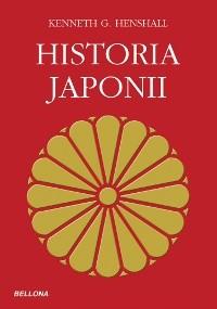 Okładka książki Historia Japonii