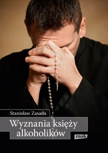Okładka książki Wyznania księży alkoholików