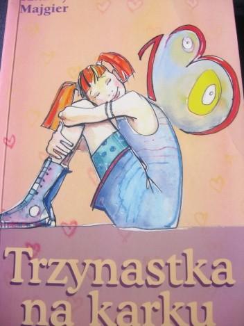 Okładka książki Trzynastka na karku