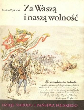 Okładka książki Za Waszą i naszą wolność