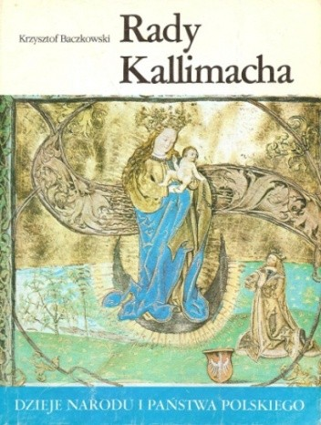 Okładka książki Rady Kallimacha