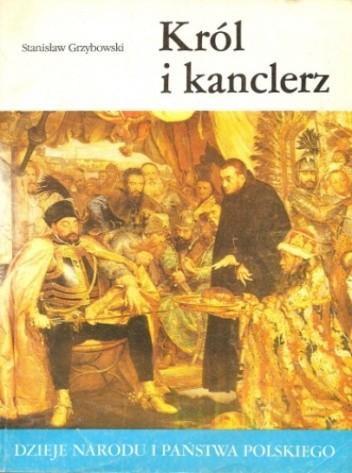 Okładka książki Król i kanclerz