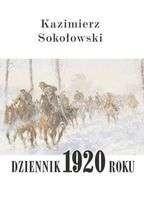 Okładka książki Dziennik 1920 roku
