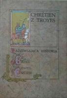 Okładka książki Zadziwiająca historia o Ereku i Enidzie