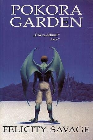 Okładka książki Pokora Garden