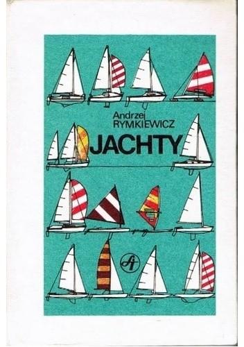 Okładka książki Jachty