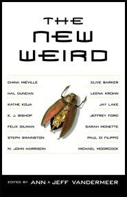 Okładka książki The New Weird