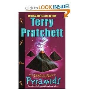 Okładka książki The Pyramids