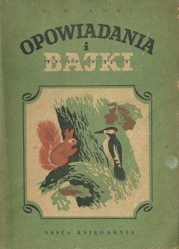 Okładka książki Opowiadania i bajki